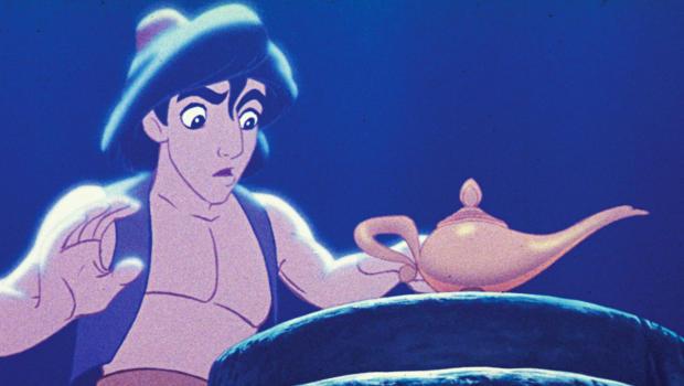 迪士尼真人版《阿拉丁》先导预告 神灯神灯愿望成真