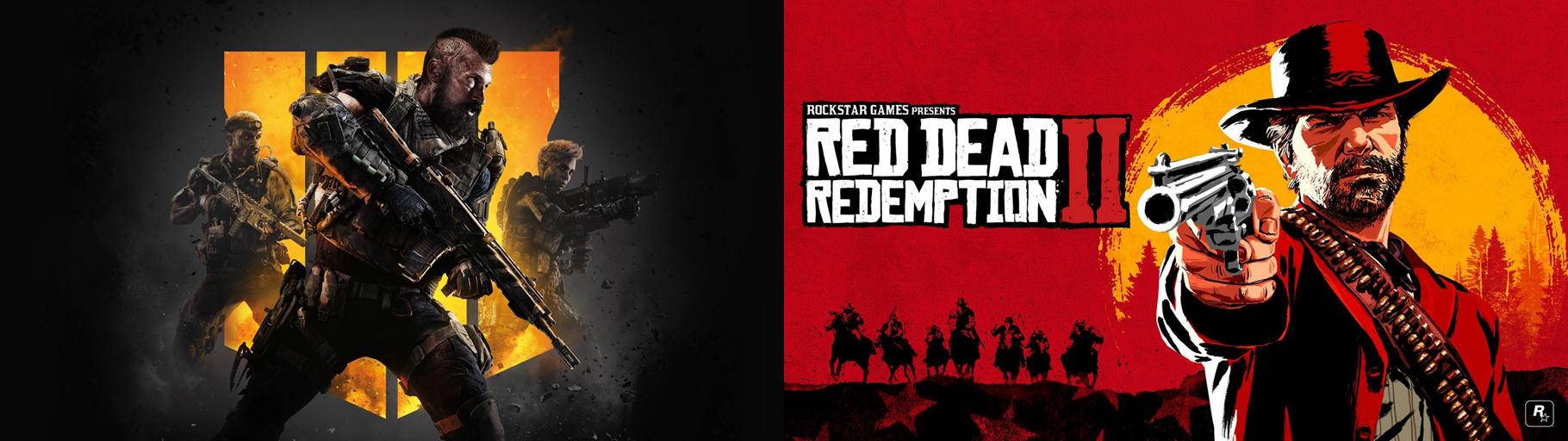 戰火一觸即發 《碧血狂殺2》與《決勝時刻15》海報對壘