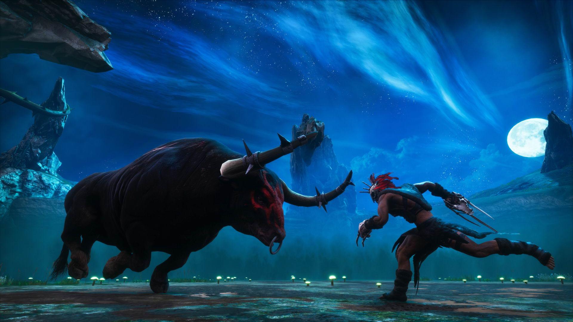 《流放者柯南》迎来巨大更新 玩家可以驯养动物当宠物
