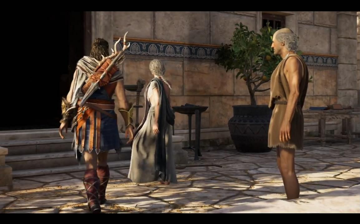 《刺客信条:奥德赛》奇葩任务:睡别人老婆 让男人头上更绿