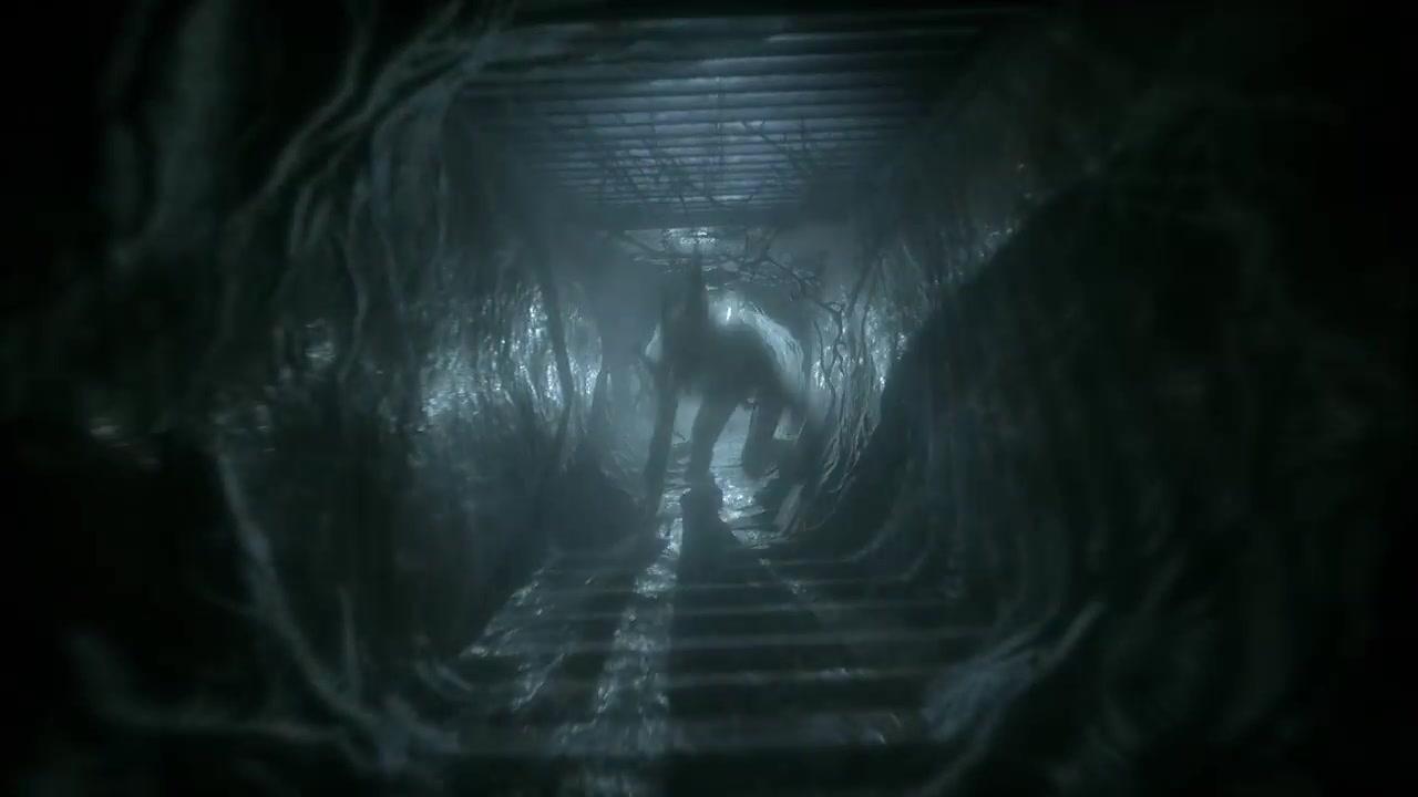强强联手 全新第一人称恐怖潜行游戏《邪恶》公布