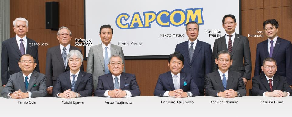 Capcom计划每年都发售三款大作 同时也会重制老游戏