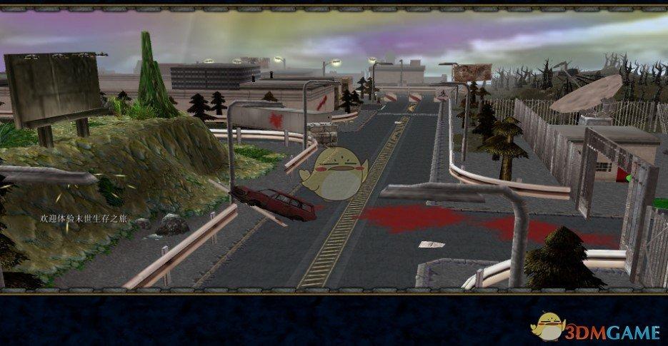 《灾变之另一座城市》v2.0.13[war3地图]