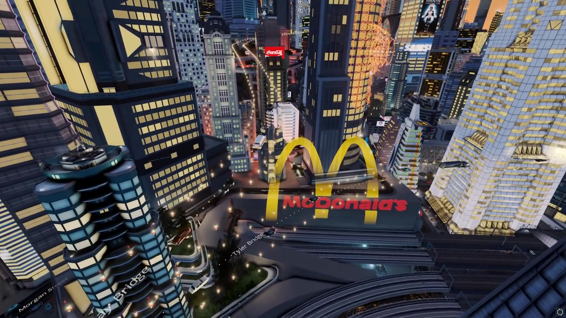 《城市:天际线》MOD助你打造《银翼杀手》未来都市