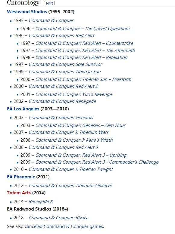 EA确认《命令与征服》重制版不会有微交易