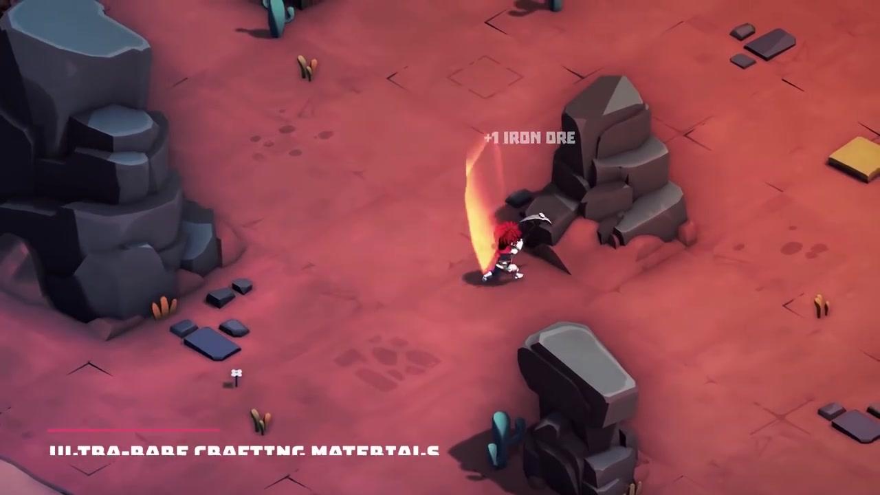 MMORPG《灰烬之剑》公布-迷你酷-MINICOLL