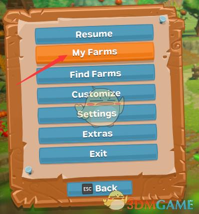《一同玩农场》steam联机教程