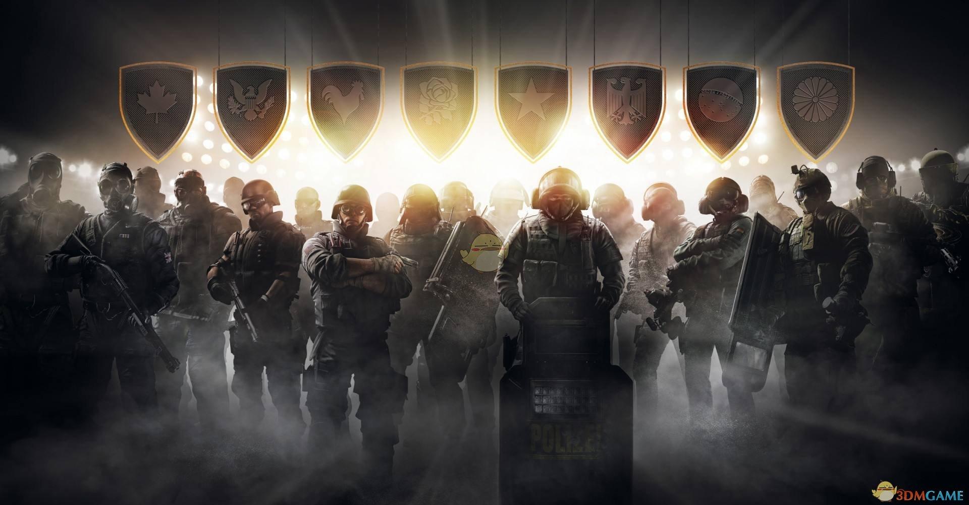 《彩虹六号:攻击》防卫方干员技术小贴士