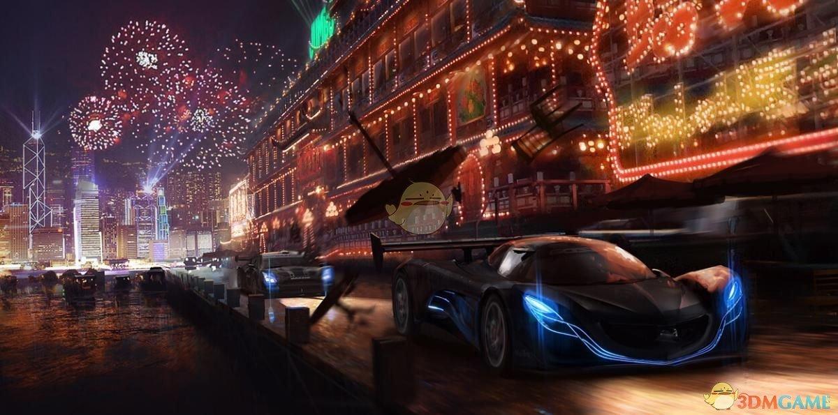 《极限竞速:地平线4》全拍照位置一览