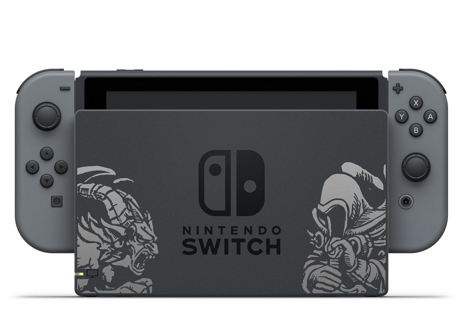 任天堂推出《暗黑破坏神3》限定版Switch主机