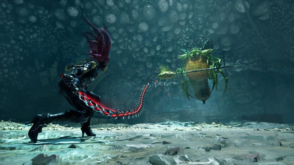 《暗黑血统3》不是线性玩法 可自由选择BOSS对抗