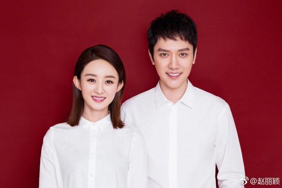 赵丽颖生日晒结婚证!赵丽颖和冯绍峰甜蜜宣布喜讯