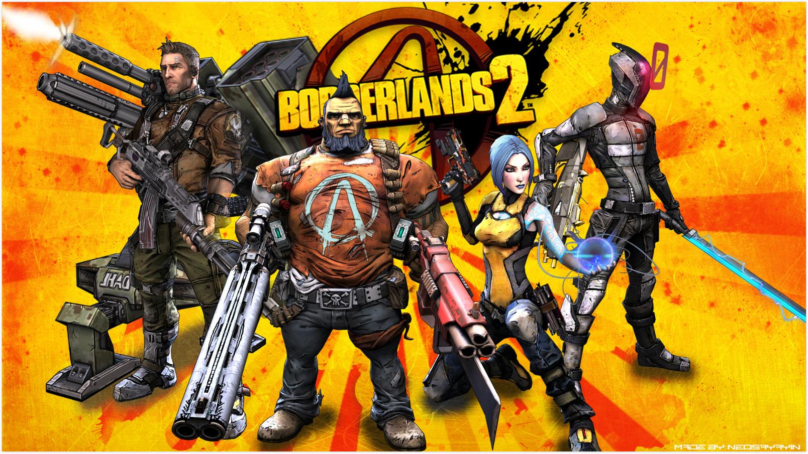 《无主之地》追忆:世界上最好的FPS与RPG游戏