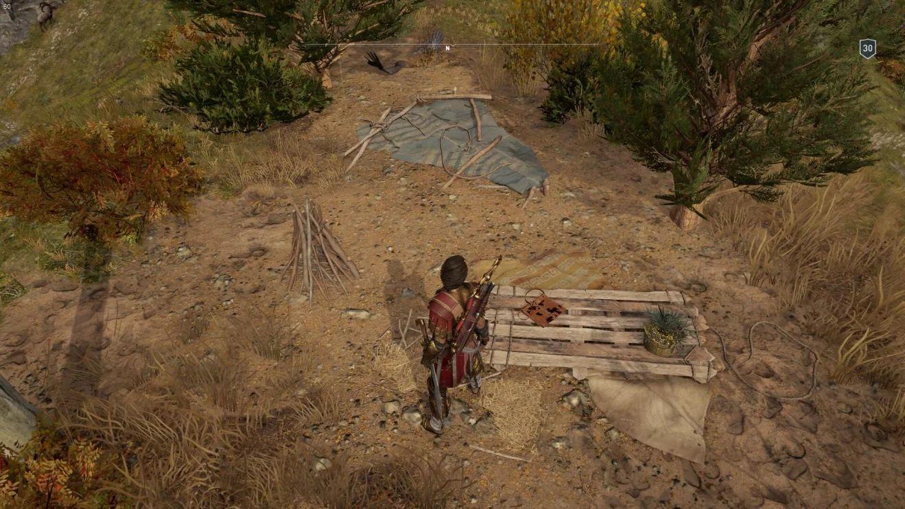 《刺客信条:奥德赛》全谜题陶片地图位置一览