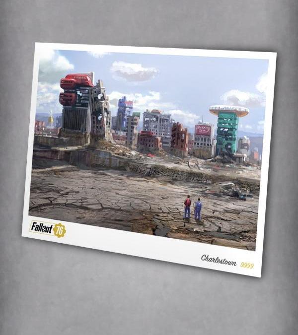 《辐射76》白金收藏版公布-迷你酷-MINICOLL
