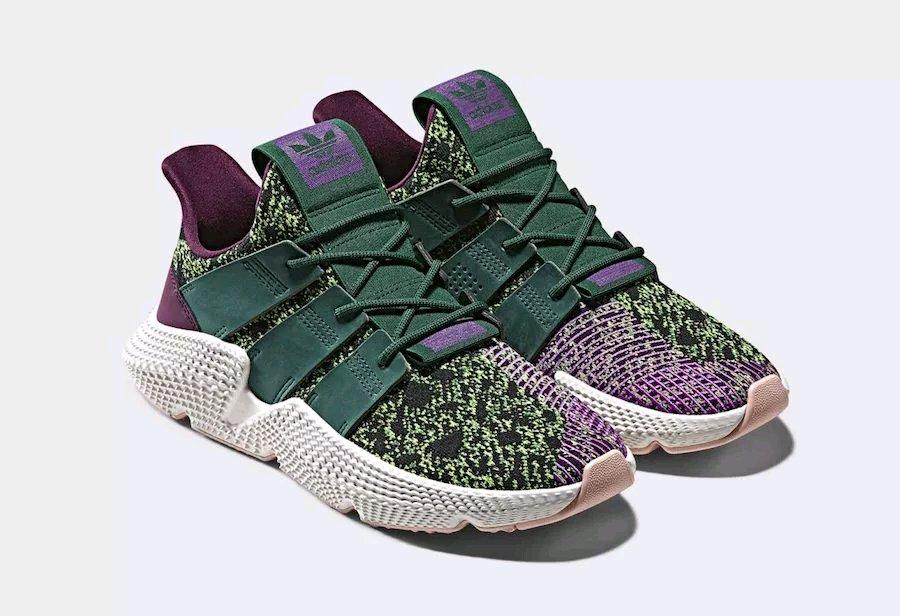 阿迪达斯推出龙珠联动球鞋 耐克再推索尼联动球鞋