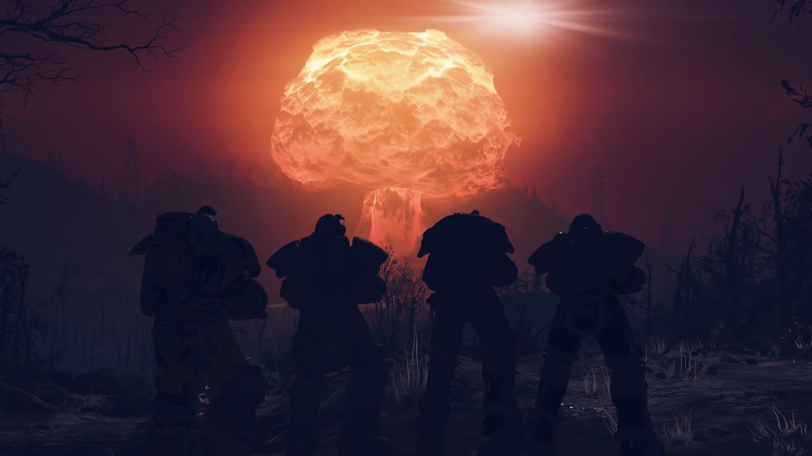 """核弹专家对于《辐射76》中使用核弹表示""""并不有趣"""""""