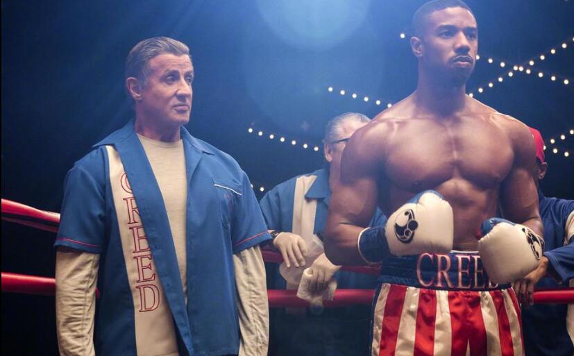 满屏都是肌肉猛男 史泰龙新片《奎迪2》曝光最新剧照
