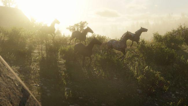栩栩如生 《荒野大鏢客2》致力于還原真實生態