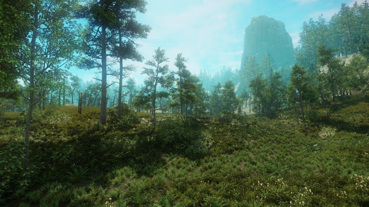 亚马逊新作《新世界》新截图曝光 巨大游戏世界让人震惊