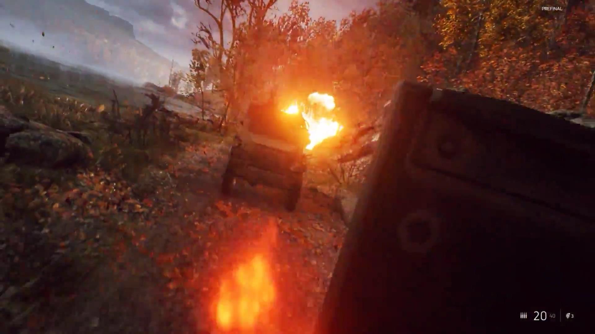 《战地5》单人战役三段演示 IGN盛赞更深度更有意义
