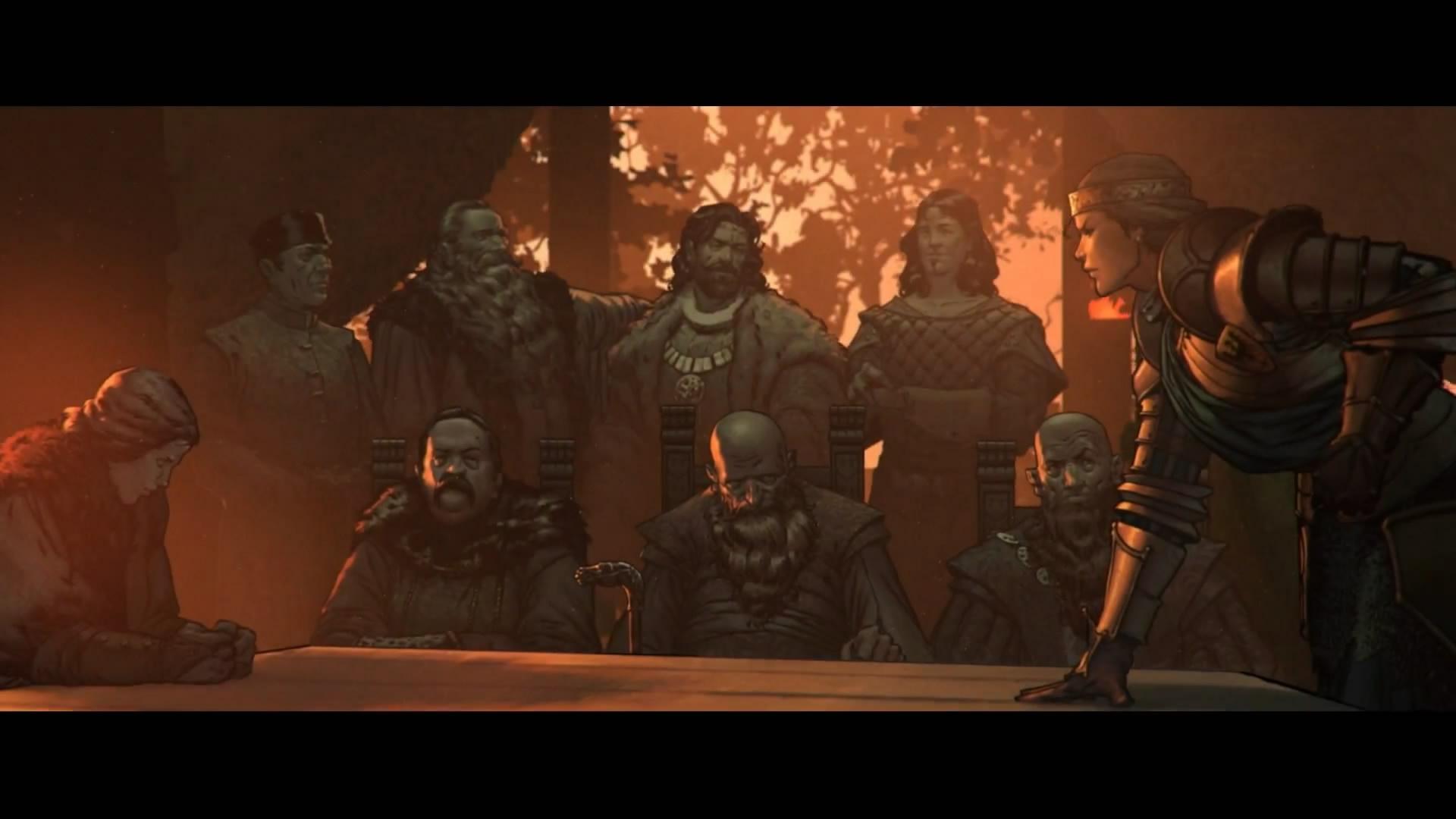 《巫師之昆特牌:王權的隕落》新預告 女王率軍抵御外敵