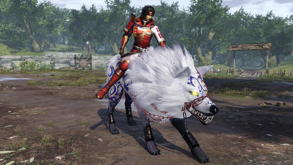 《無雙大蛇3》第四彈DLC 大喬和女忍的特殊服裝好魅惑