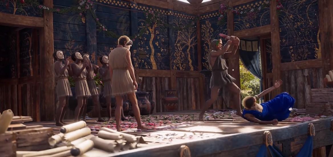 古代世界的中心 《刺客信条:奥德赛》揭秘古德尔菲