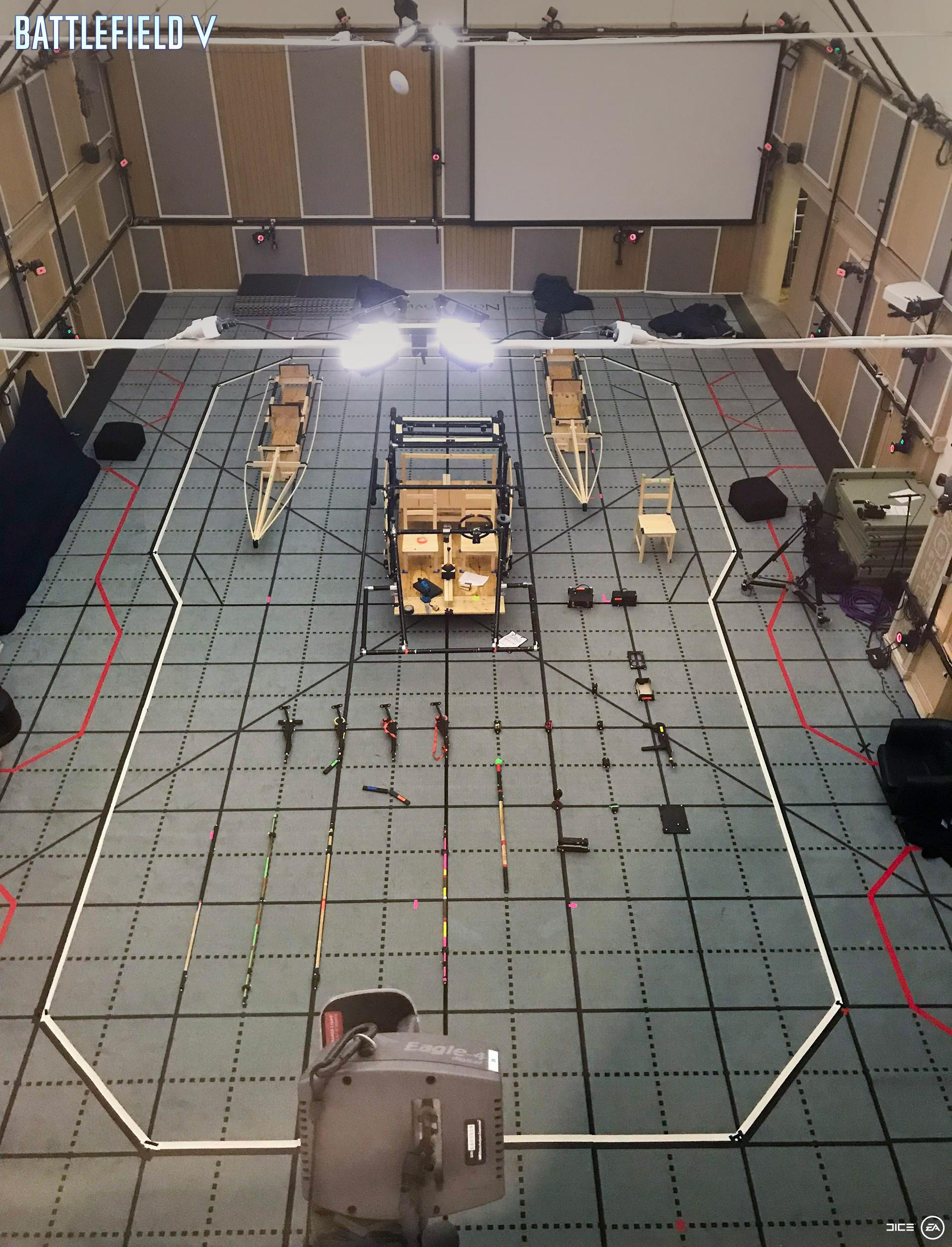 《戰地5》新截圖和單人戰役細節 根據真實事件改編