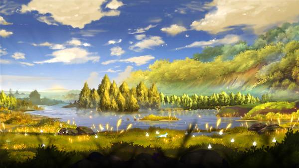 动作如诗风景如画!精品国游新作《文嘉》登陆Steam