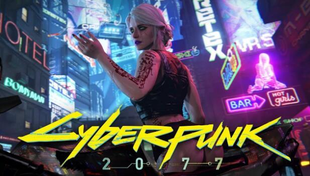 《赛博朋克2077》灵感来自《银翼杀手》《机械战警》