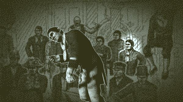 又是神作节奏?黑白风新游《奥伯拉丁的回归》登Steam