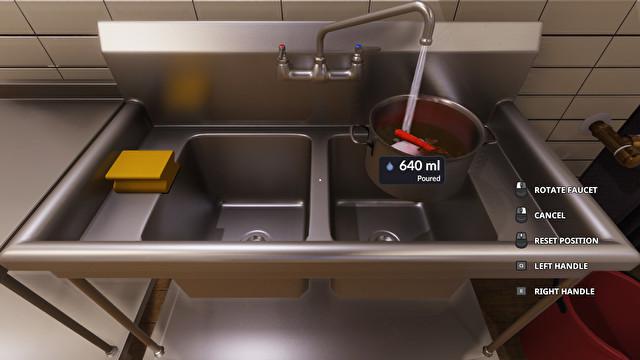 你甚至可以在游戏里学做菜 《烹饪模拟器》12月上市