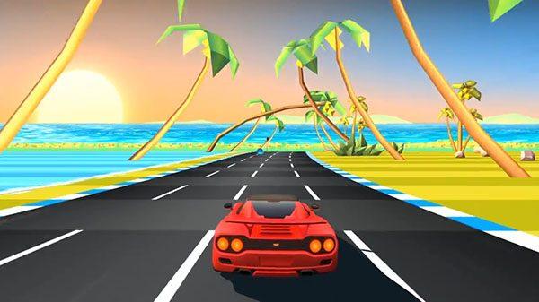 《追踪地平线Turbo》Steam史低促销 免费试玩版上架