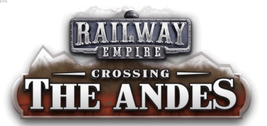"""《铁路帝国》DLC""""穿越安第斯山脉""""现已上线"""