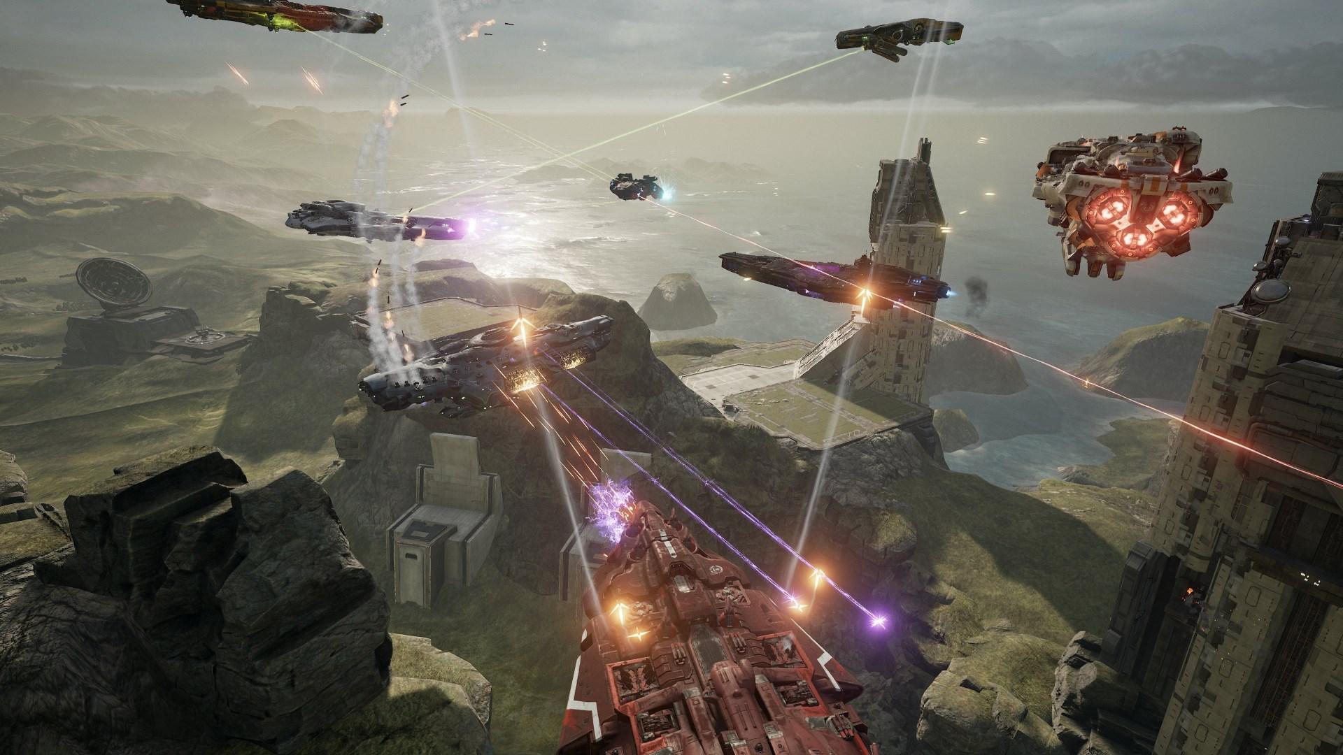 《无畏战舰》正式发售 制作组果断裁员三分之一