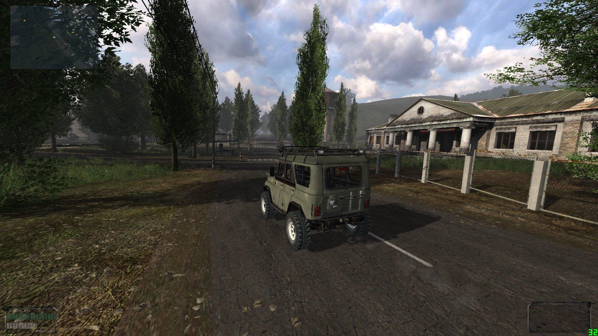 <b>《潜行者》大型MOD新版发布 游戏画面效果大幅提升</b>