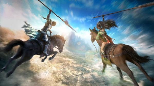 《真三国无双8》10月23日更新追加分屏双人合作 11月推出免费合作试玩版