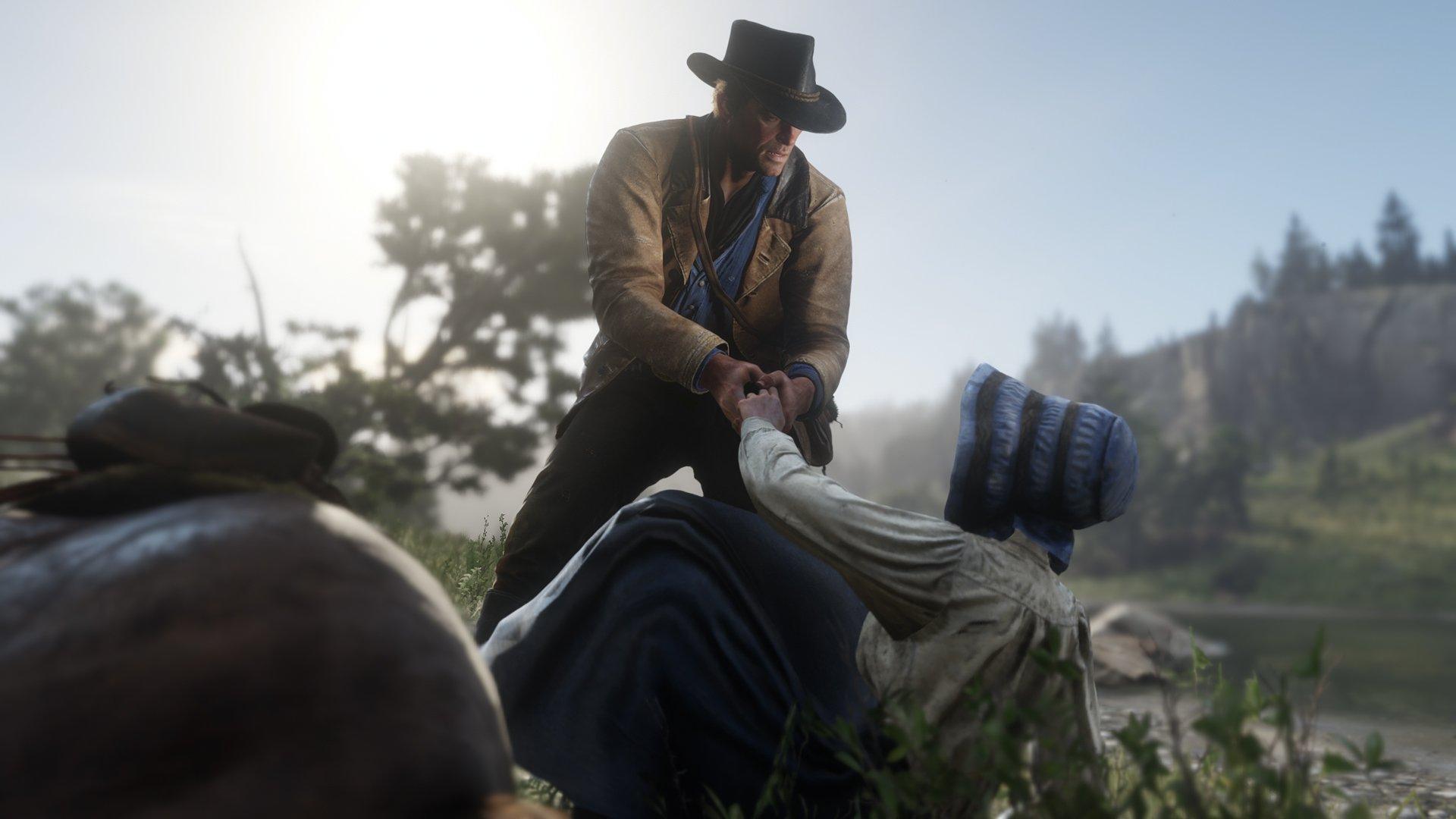 《荒野大镖客2》 开发人员:不要抵制这款佳作 它是心血力作