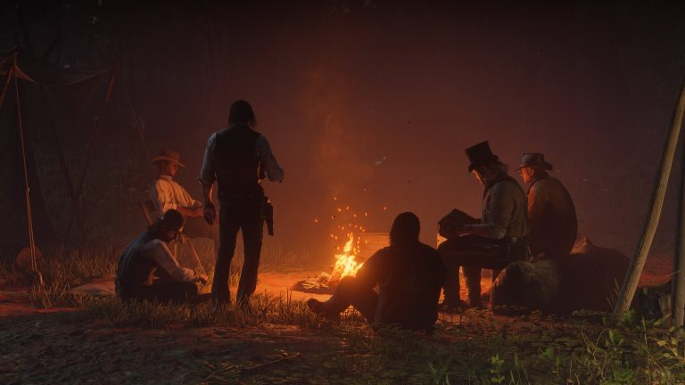 新时代来临 《荒野大镖客2》线上模式10大新特性