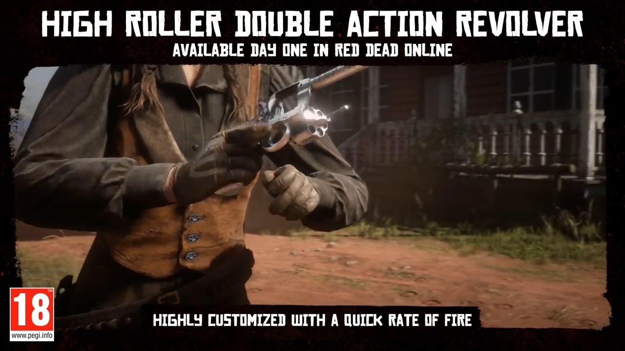 《荒野大镖客2》新宣传片 展示PS4 30天限时独占内容