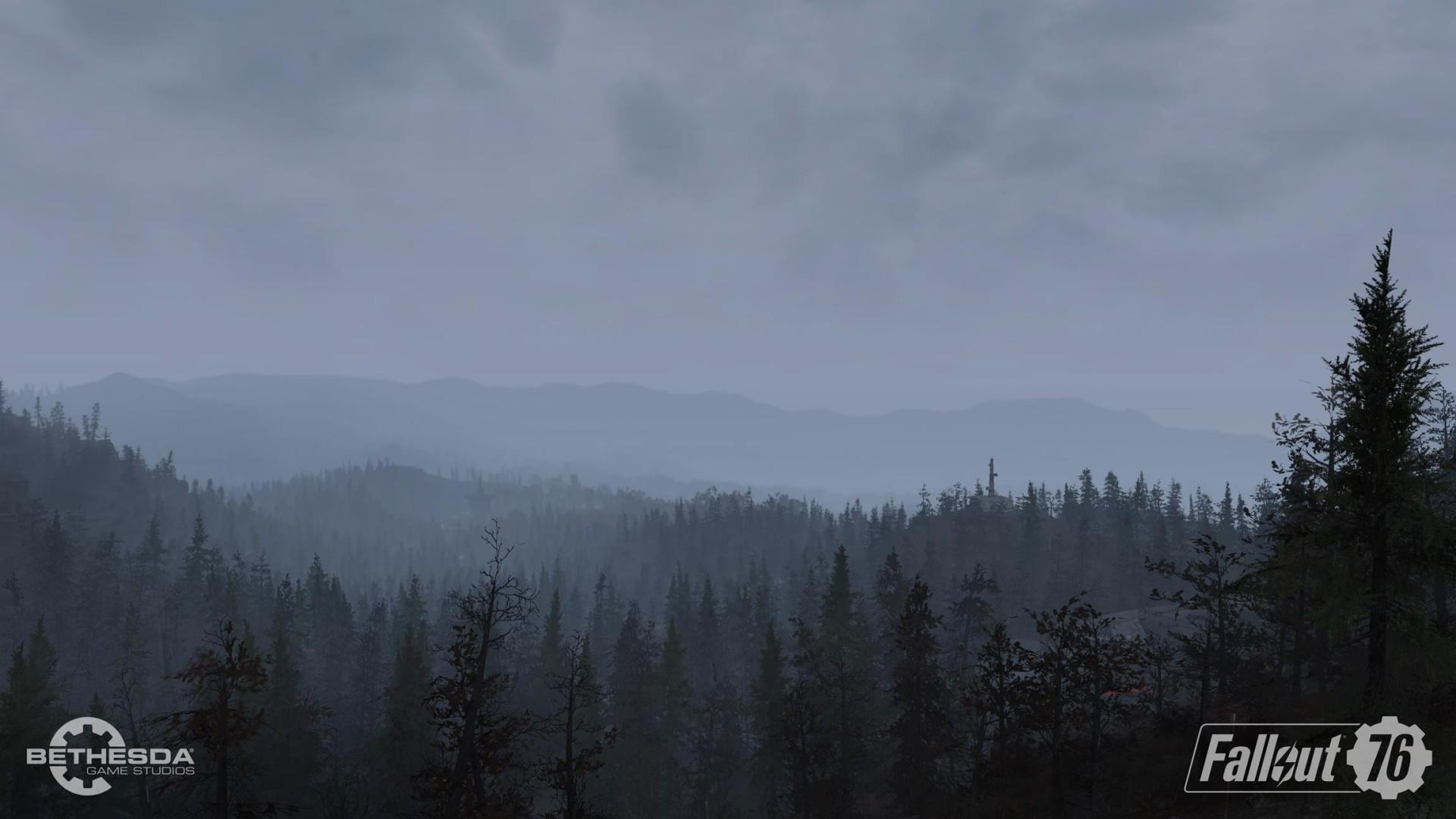 《辐射76》最新截图放出 风景如画!组队挑战怪物