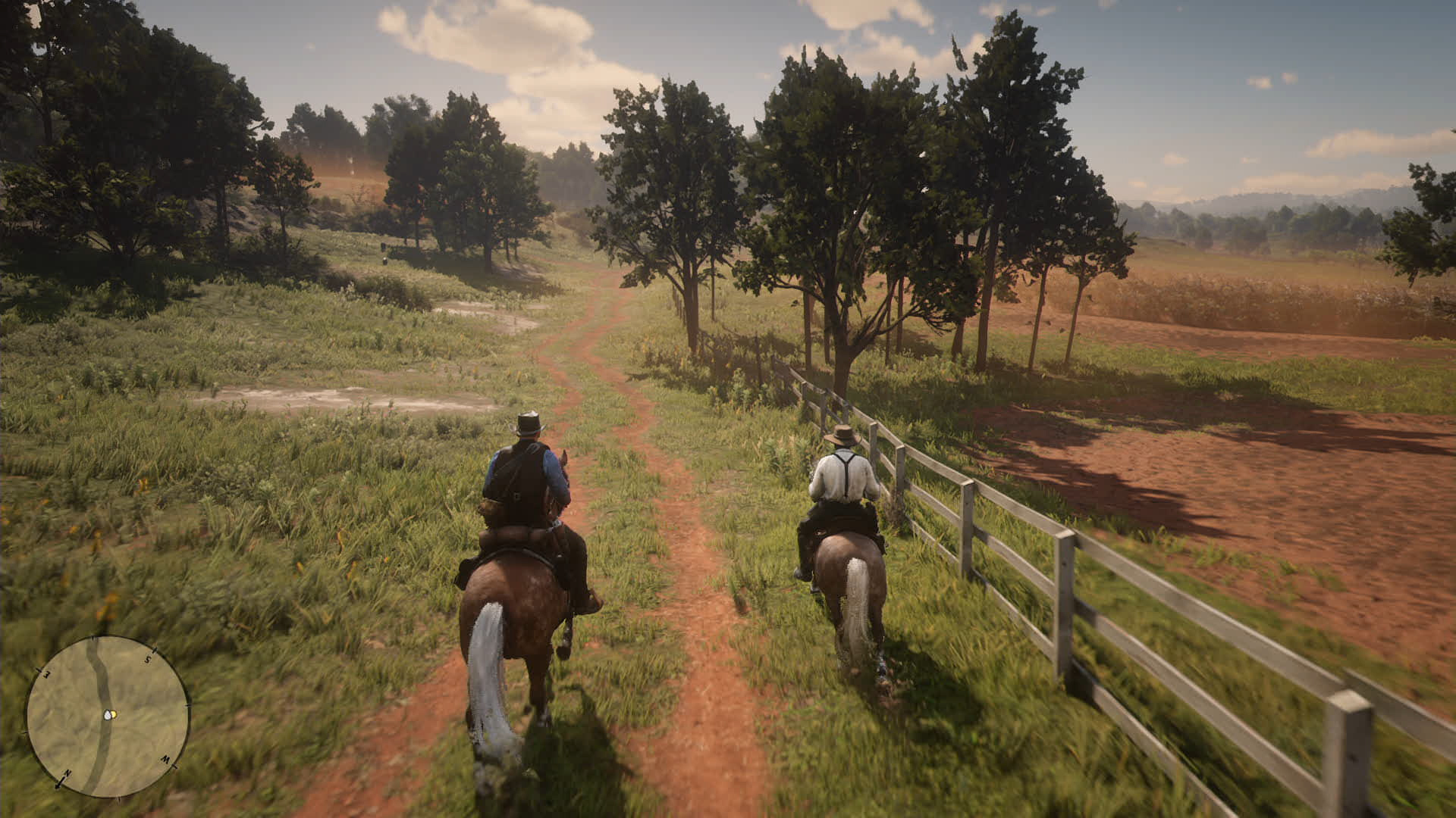 《荒野大镖客2》IGN 10分 现代最伟大的游戏之一