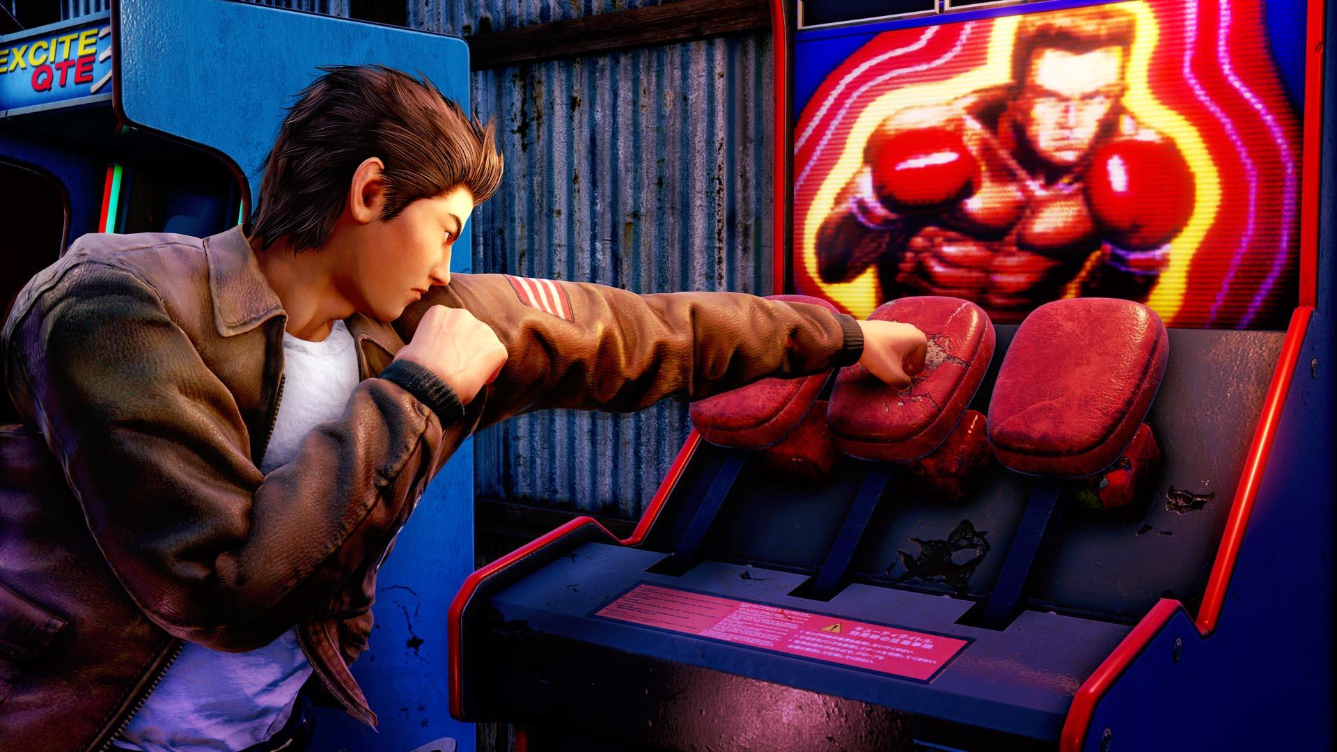 《莎木3》制作人:本作比前作大得多 迷你游戏更有趣