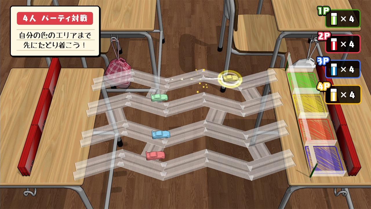 创意新游《我们的击落橡皮》11.8日登Switch-迷你酷-MINICOLL