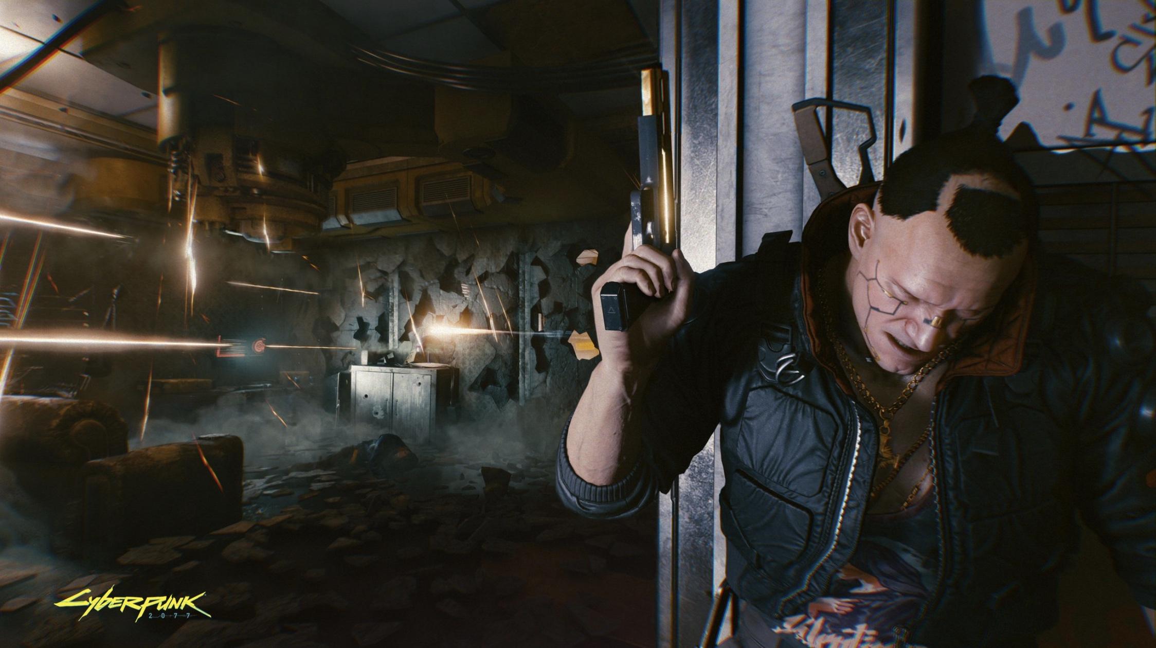 《赛博朋克2077》 动态环境将让世界看起来更加真实