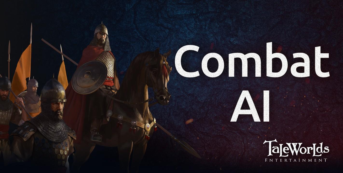 《骑马与砍杀2》全新战斗AI介绍 玩家手中大刀已饥渴难耐