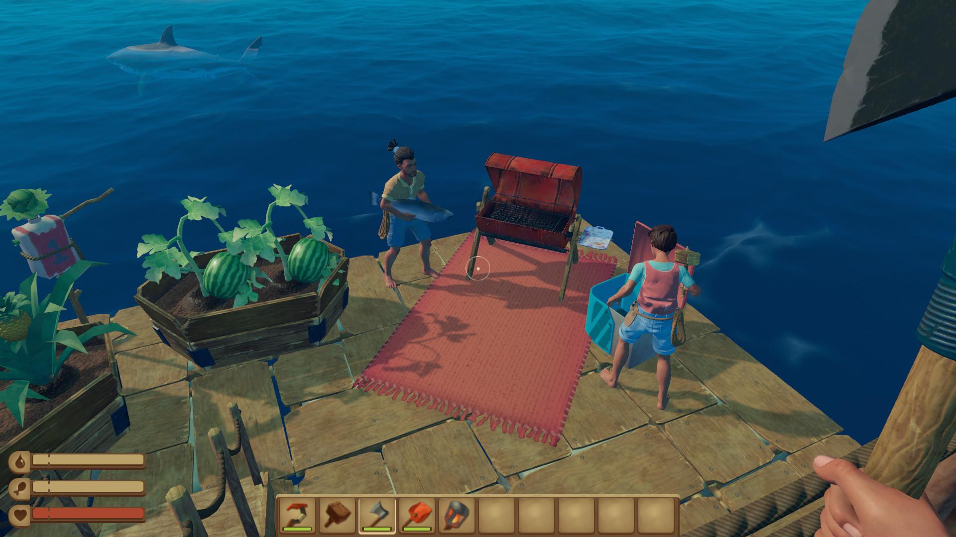 《木筏求生》开发商不懂辣鸡游戏含义 机翻后引围观