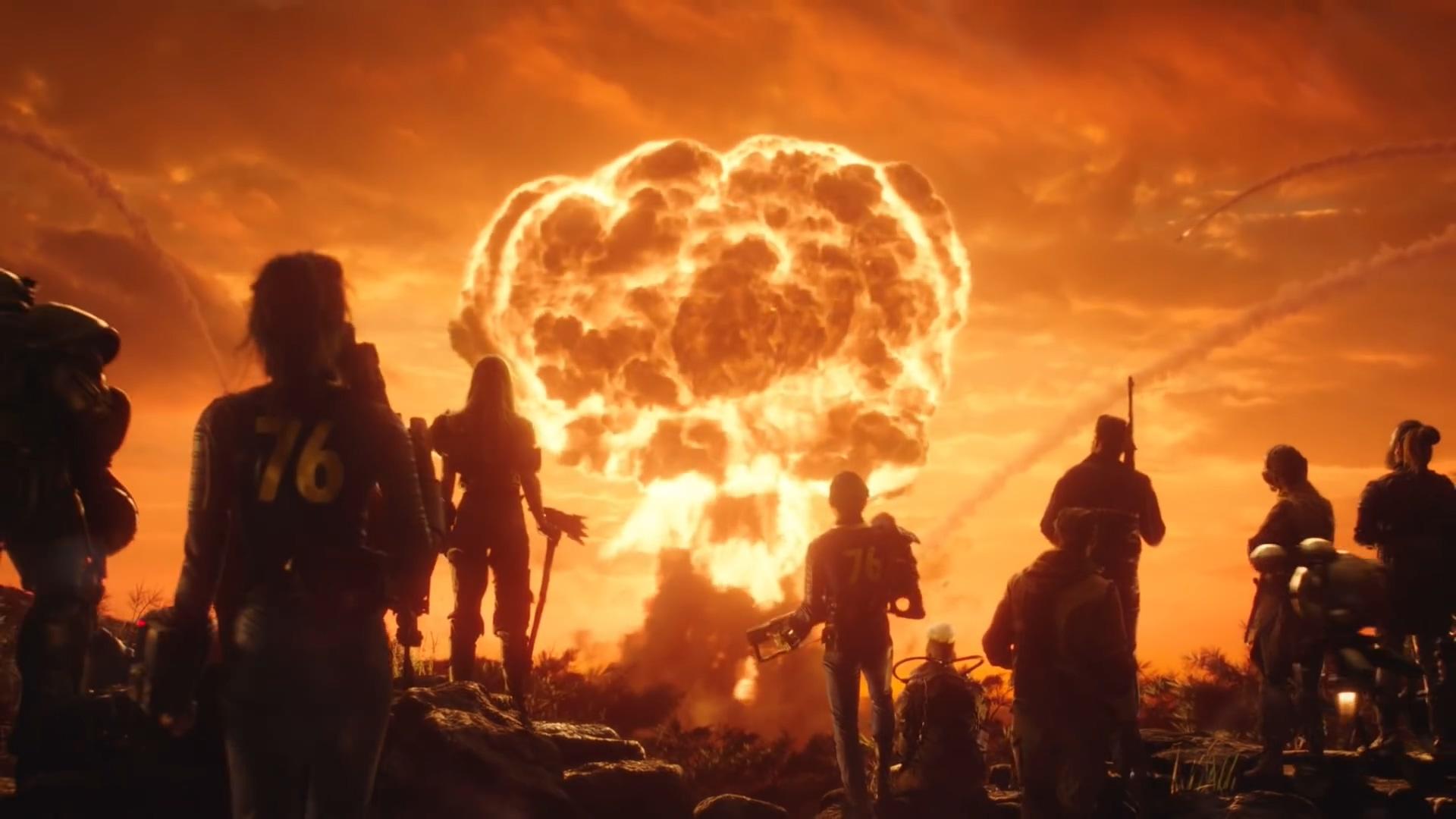 《辐射76》真人版宣传片 陪你一起看世界末日