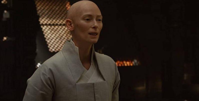 《复联4》 迎来新成员:奇异博士的师父古一法师